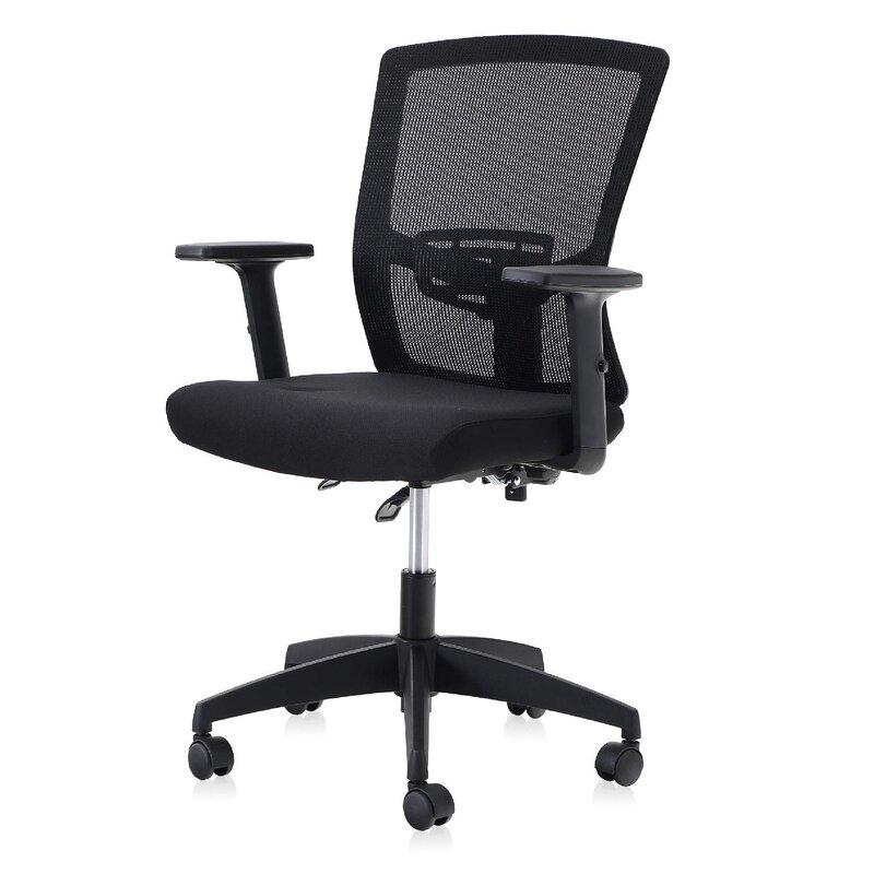 PHI Villa Ergonomic Cotton Task Chair