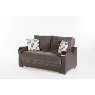 Reviews Justina Loveseat by Latitude Run