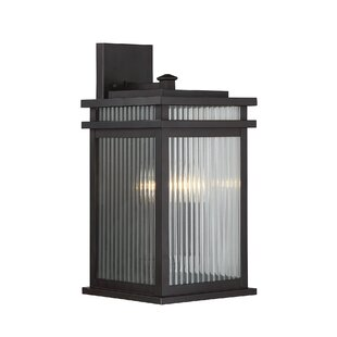 Lanclos 2-Light Outdoor Wall Lantern
