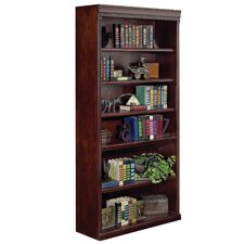 Huntington Club 72 Standard Bookcase by kathy ireland Home by Martin Furniture