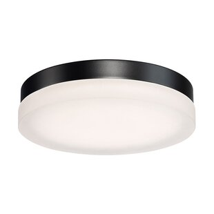 Best Price Circa 1-Light LED Flush Mount By Modern Forms