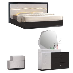 Astaire Platform Configurable Bedroom Set