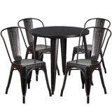 Chamblee 5 Piece Dining Set