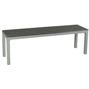 Awe Inspiring Arietta Aluminum Picnic Bench Gmtry Best Dining Table And Chair Ideas Images Gmtryco