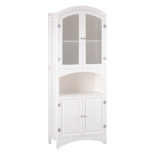 Carlisle 24 W x 63 H Linen Tower by Latitude Run
