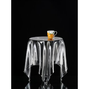 Illusion End Table by Essey