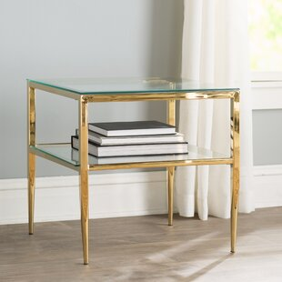 Rahil End Table by Willa A..