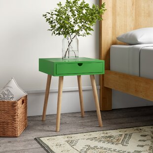 Holt 1 Drawer Bedside Table By Norden Home