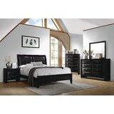 Nereine Sleigh Configurable Bedroom Set by Red Barrel Studio
