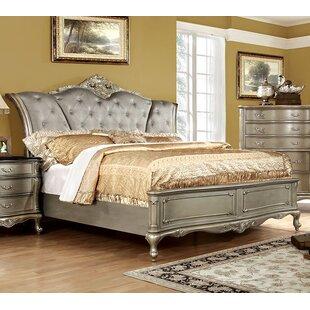Henderson Upholstered Platform Bed