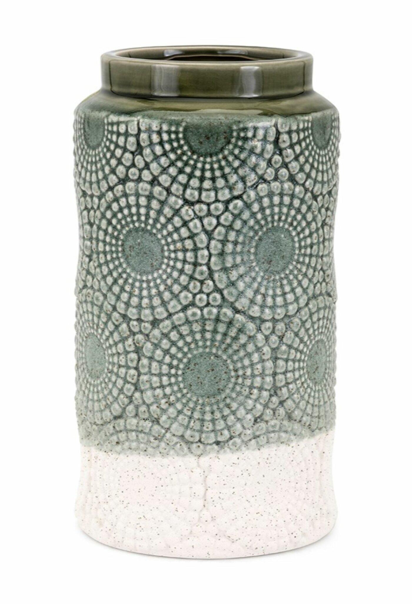 Dakota Fields Segovia Ceramic Table Vase Wayfair