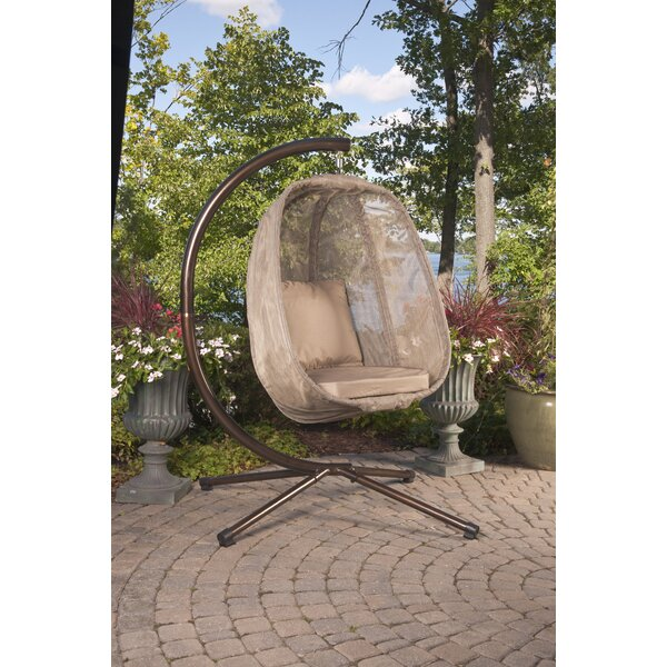 Outdoor Egg Swing Chair | Wayfair