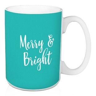 Guimond Merry and Bright Coffee Mug