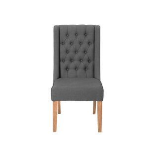 Buy clear Seyler Upholstered Dining Chair by Gracie Oaks Reviews (2019) & Buyer's Guide