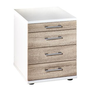Kathreen 4 Drawer Filing Cabinet By 17 Stories
