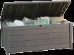 Coffres de terrasse et rangement pour patio