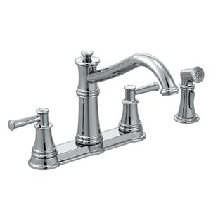 Belfield Double Handle Kitchen Faucet