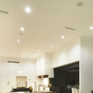 Budget Ultra Thin 4.7 LED Recessed Lighting Kit By Lithonia Lighting