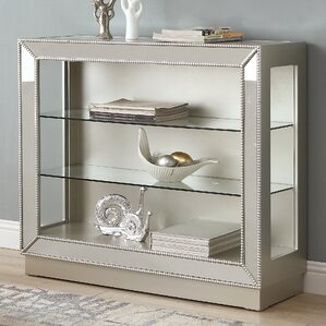 Celinda Curio Cabinet by Rosdorf Park