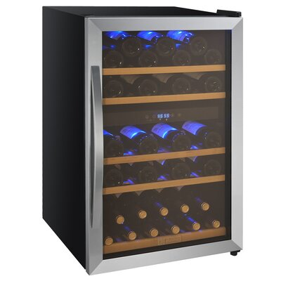 Allavino 44 Bottle Cascina Dual Zone Freestanding Wine Cooler