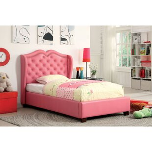 Hsieh Upholstered Panel Bed