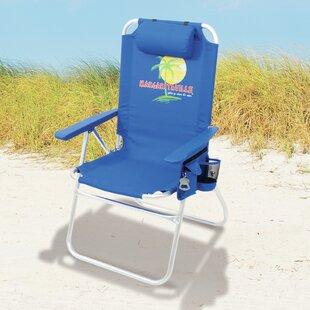 Margaritaville Big Shot Reclining Beach Chair