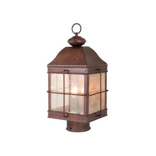 Breakwater Bay Downie Outdoor 3-Light Lantern Head
