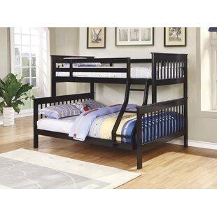 Aenwood Twin/Full Bunk Platform Bed by Harriet Bee