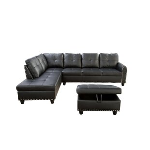 Samsel Sectional with Ottoman