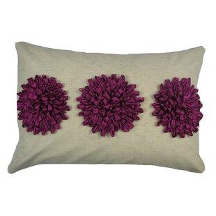 Mines 100% Cotton Lumbar Pillow