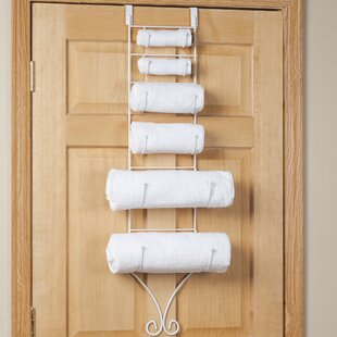 Over The Door Towel Racks Youll Love Wayfair