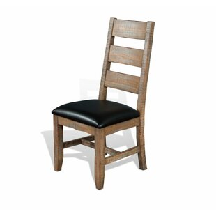 Waldron Upholstered Dining Chair Loon Peak