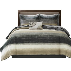 Westville Complete Coverlet and Cotton Sheet Set