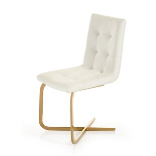 Jayleen Contemporary Side Chair (Set of 2) Willa Arlo Interiors