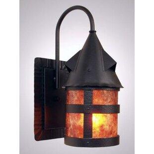 Bayview Wet 1-Light Outdoor Wall Lantern ..