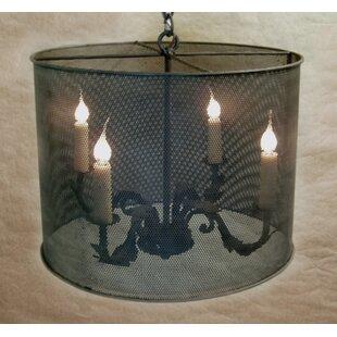 Laura Lee Designs Melrose 4-Light Chandel..