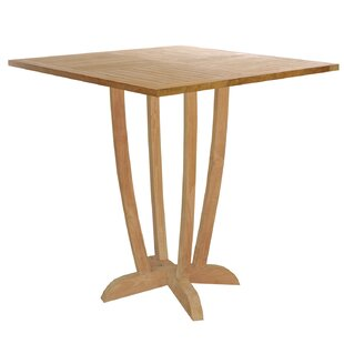 Miami Teak Bar Table by Chic Teak Top Reviews