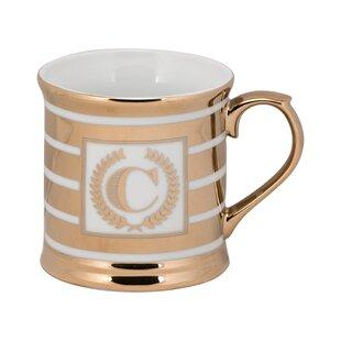 Dahill Initial Mug