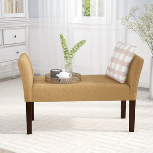 Millerstown Upholstered Bench