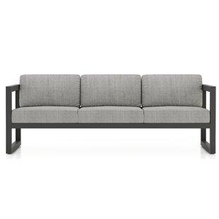 Remi Patio Sofa with Sunbrella Cushions