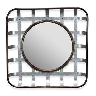 Williston Forge Aparicio Accent Mirror