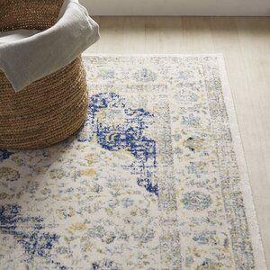 Doylestown Blue Area Rug