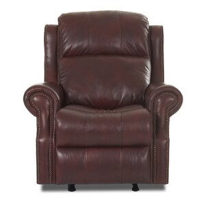 Defiance Recliner with Foam Seat Cushion