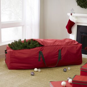 Wayfair Basics Rolling Artificial Tree Storage Bag