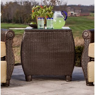 La-Z-Boy Outdoor Breckenridge Aluminum Side Table