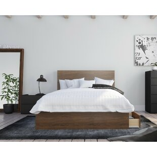 Porrima Platform 3 Piece Bedroom Set