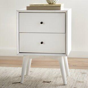 Find for Parocela 2 Drawer Nightstand ByLangley Street
