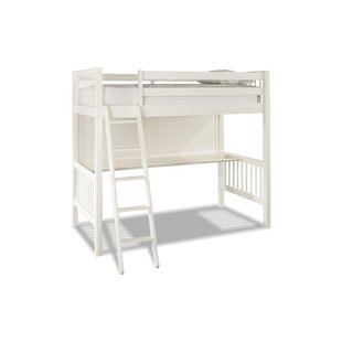 Abree Twin Loft Bed with Chair