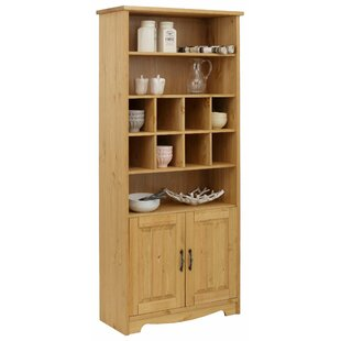 Rye Curio Cabinet By Alpen Home