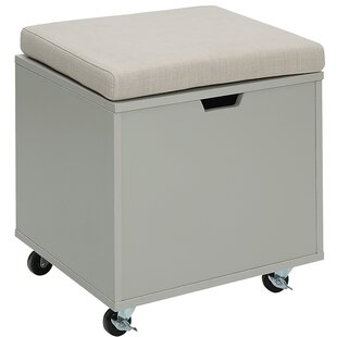 West Brookfield Storage Ottoman by Zipcode Design Savings